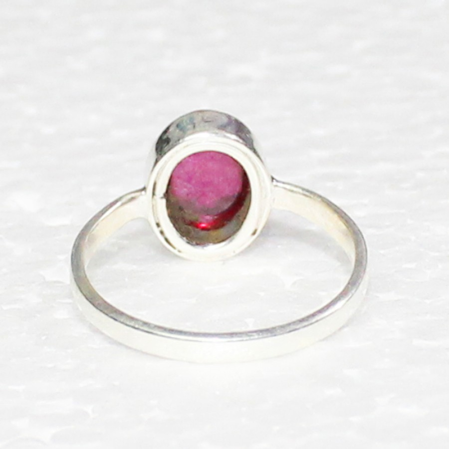 Gorgeous RED ONYX Gemstone Ring, Birthstone Ring, 925 Sterling Silver Ring, Fashion Handmade Ring, All Ring Size, Gift Ring