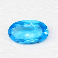 Gorgeous LONDON BLUE TOPAZ Gemstone, AAA Quality Faceted Gemstone, Size 32x19x11 mm Oval & 36.20 ct Weight Per Piece, Blue Gemstone, Loose Gemstones