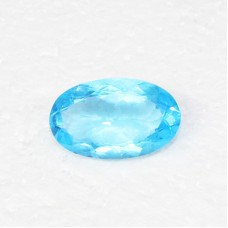 Beautiful SWISS BLUE TOPAZ Gemstone, AAA Quality Faceted Gemstone, Size 32x19x11 mm Oval & 36.20 ct Weight Per Piece, Blue Gemstone, Loose Gemstones