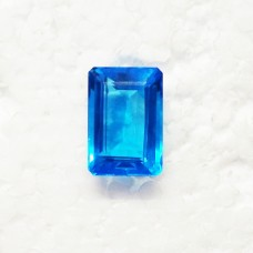 Beautiful LONDON BLUE TOPAZ Gemstone, AAA Quality Faceted Gemstone, Size 30x20x14 mm Octagon & 59.60 ct Weight Per Piece, Blue Gemstone, Loose Gemstones